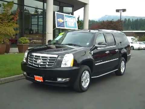 2007 Cadillac Escalade Esv Problems Online Manuals And