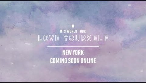 Download Music BTS (방탄소년단) WORLD TOUR 'LOVE YOURSELF' NEW YORK Official Trailer