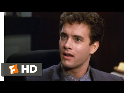 Nothing in Common (1986) - Business Break Up Scene (10/10) | Movieclips