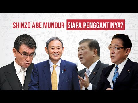 Shinzo Abe Mundur, Siapa Penggantinya?