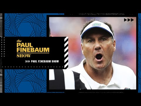 Could Dan Mullen have been Tennessee's coach?   Paul Finebaum Show
