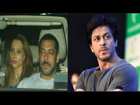 Salman & Iulia Planning A Vacation | Shahrukh's Opinions On Sexual Equality