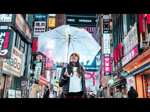 Llegué a TOKIO Y me HOSPEDÉ en un DEPARTAMENTO MINIATURA I TIPS BÁSICOS | Japón