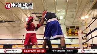 Felix Gonzalez Champion CYBC Power Gloves 2017