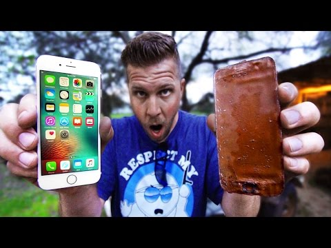 hqdefault Can iPhone 7 Survive Expl0sive Copper Imprinting? Technology