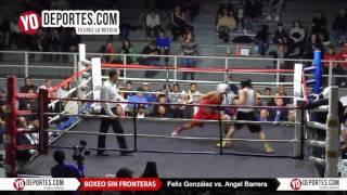 Felix Gonzalez vs. Angel Barrera 2N1D Chicago