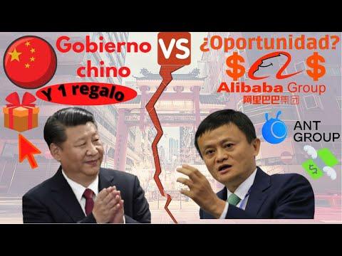 🔴¿Comprar ya acciones de ALIBABA? ¿Qué gran INVERSOR ha entrado?👉Te lo explico🔎 TODO y Regalo🎁
