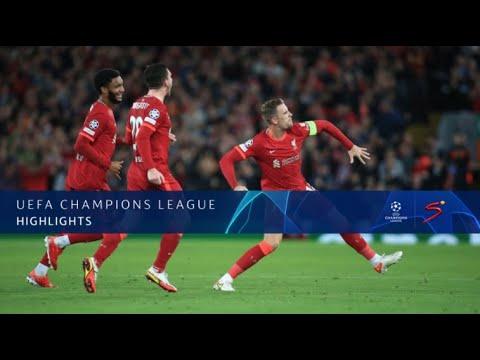 UEFA Champions League   Liverpool v AC Milan   Highlights
