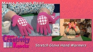Stretch Glove Hand Warmers