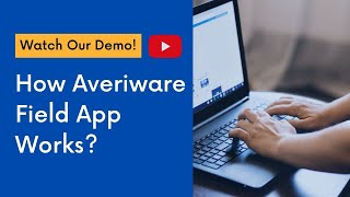 Averiware Mobile App -  Field Tech's  - Track Cases, Deliveries , and more..