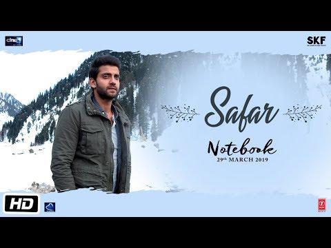 SAFAR SONG LYRICS – Notebook   Mohit Chauhan 2019