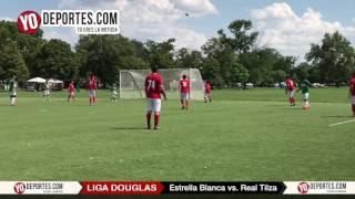 Estrella Blanca 4-0 Real Tilza Liga Douglas