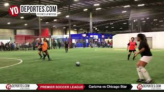 Carizma vs. Chicago Star Premier Soccer League
