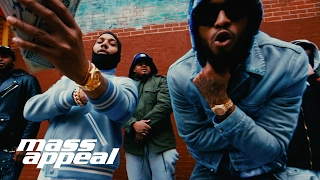 Juelz Santana + Dave East - Time Ticking (feat. Bobby Shmurda + Rowdy Rebel) (Official Video)