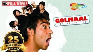 Golmaal Fun Unlimited (2006)(HD & Eng Subs) Hindi Full Comedy Movie Ajay Devgan , Arshad Warsi
