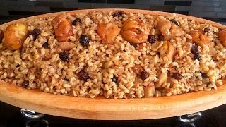 Kestaneli Bulgur Pilavı Nasıl Yapılır,Neşe Ile,Kolay Ve Pratik,Yemek Tarifleri