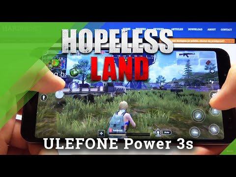 Hopeless Land Fight for Survival on Ulefone Power 3s - Hopeless Land Gameplay / Game Test