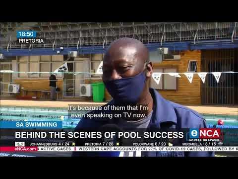 SA Swimming | Behind the scenes of pool success