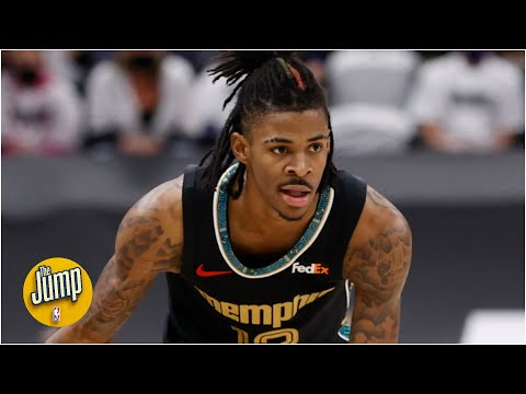 Ja Morant declaring he's here is EVERYTHING - Zach Lowe on Ja's 73 PTS through two games | The Jump