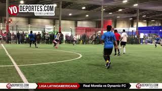 Real Morelia debuta ganando al Dynamic FC Champions Liga Latinoamericana