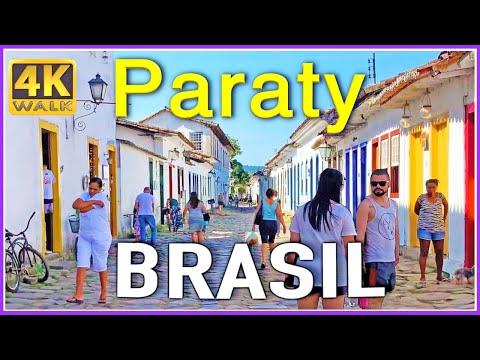 【4K】WALK Rio de Janeiro BRAZIL 4K video SLOW TV travel vlog