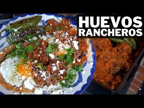 Huevos Rancheros   La Capital