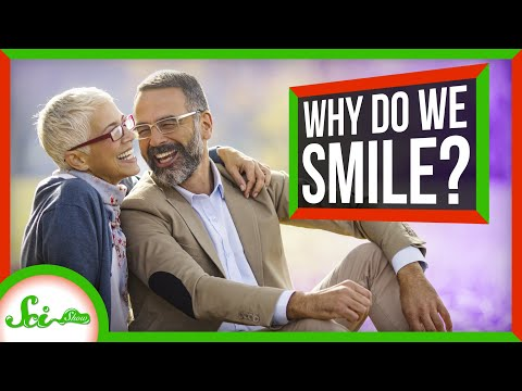 Why Do We Smile?