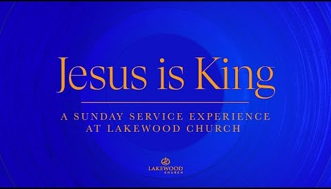 "Download Music ""Jesus Is King"" A Sunday Service Experience at Lakewood Church with Kanye West"