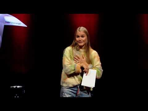 Power is not given to you, you have to take it ! | Yrja Oftedal | TEDxStavanger