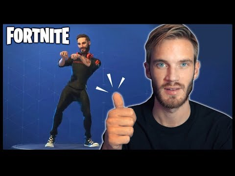 ⍣CONFIRMED⍣ PewDiePie is in Fortnite. - Season 7