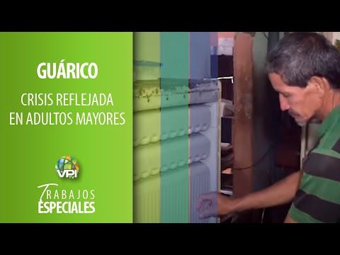 Especial Guárico - Crisis reflejada en los adultos mayores - VPItv