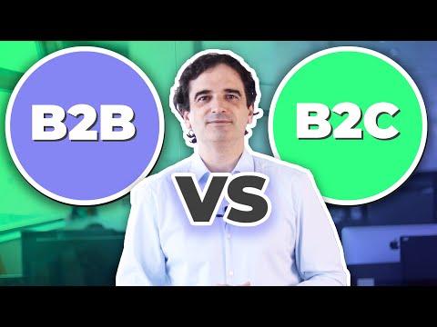 Marketing B2B vs B2C - Las Diferencias en las Estrategias