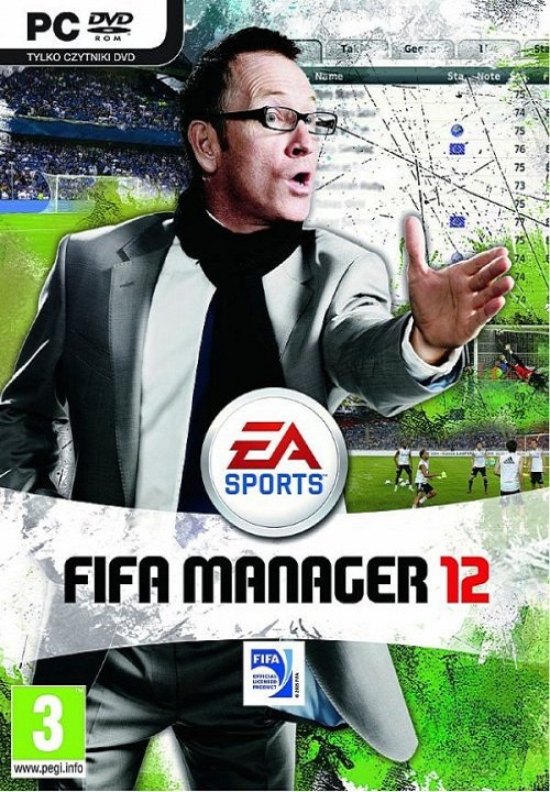 FIFA Manager 12 (2011) Razor1911 +crack +update