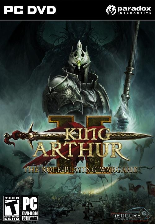 King Arthur II: The Role - Playing Wargame (2012) MULTi2-PROPHET / POLSKA WERSJA JĘZYKOWA
