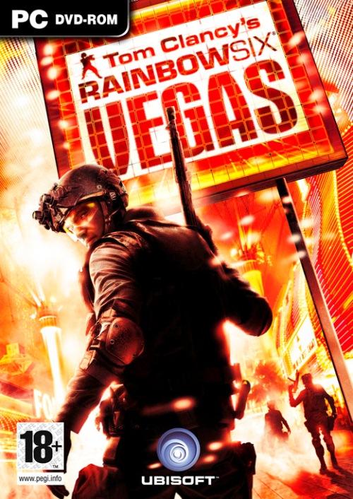 Tom Clancys Rainbow Six Vegas (2006) HATRED