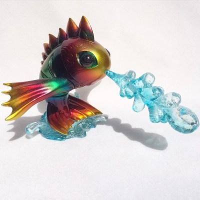 Kibunadon the Fish Kaiju