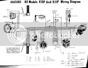 Sundial Moto Sports • View topic  Suzuki K11p Ignition Wiring