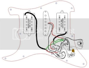 Dimarzio pickup wiring  Jemsite