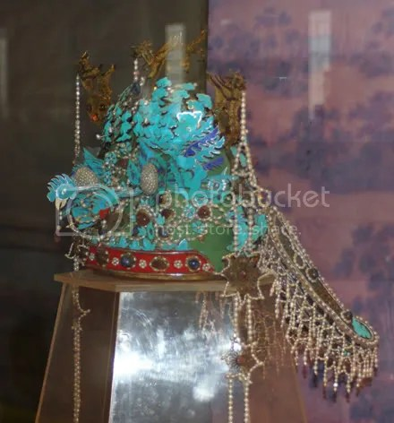 China Chang Ling Empress Headdress