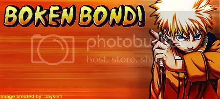 Naruto Broken Bond