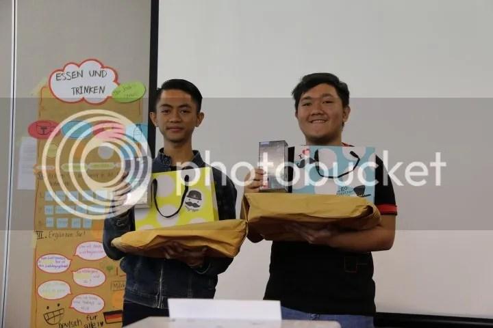 Pemenang MAGIS Camp Tahun 2015