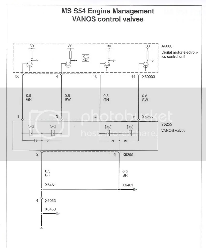 Bmw N62 Wiring Diagrams | Wiring Library
