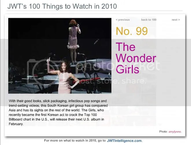 JWT,Wonder Girls