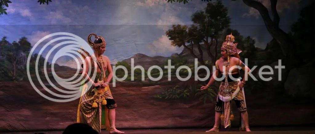 Kresna-Arjuna