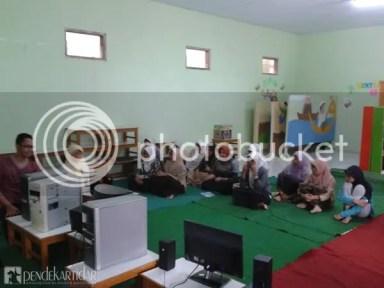 Pendekar Tidar Pelatihan Komputer Di Panti Arrahman Magelang