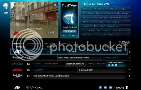 Tidal TV