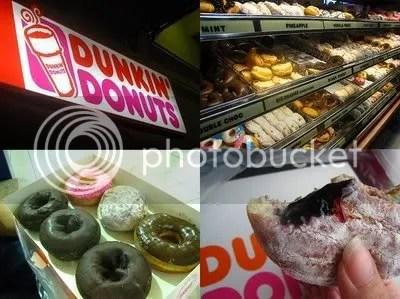 dunkin donuts 400