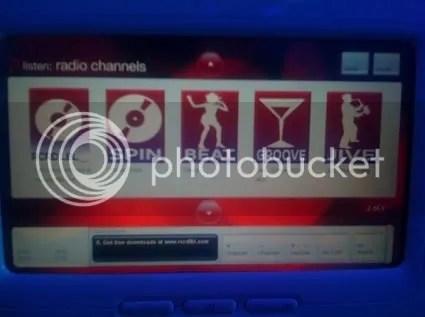 Virgin America Inflight 425