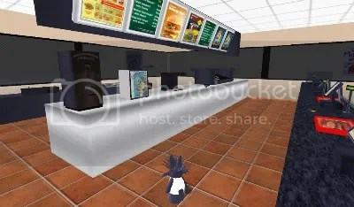 mcdonalds secondlife
