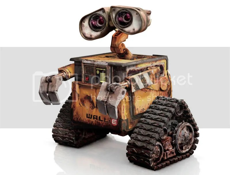 Wall-E Dancer